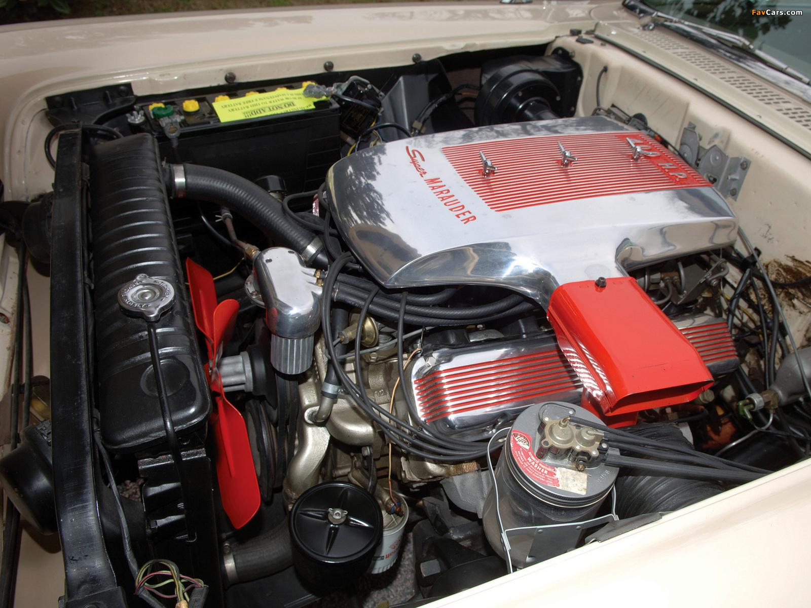 Pictures of Mercury Montclair Super Marauder Coupe 1958 (1600 x 1200)