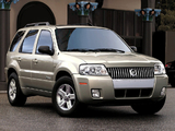 Images of Mercury Mariner Hybrid 2006–08