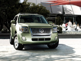 Mercury Mariner Hybrid 2008–10 wallpapers