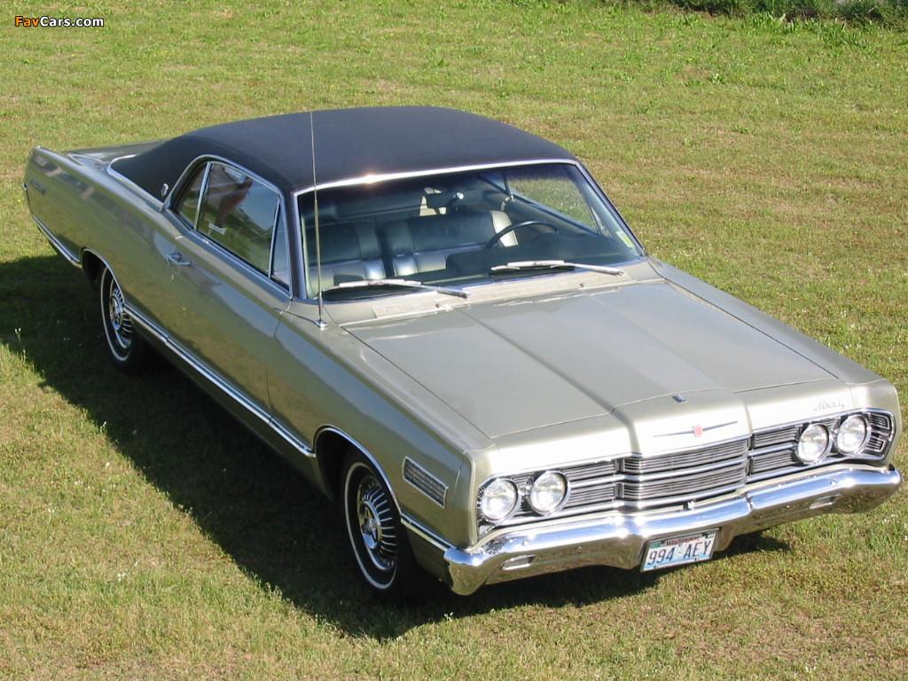 Mercury Marquis 1967–68 pictures (1024 x 768)