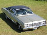 Mercury Marquis 1967–68 pictures