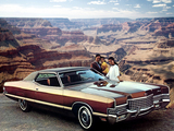 Mercury Marquis Brougham 2-door Hardtop 1972 photos