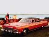 Mercury Marquis Brougham 4-door Pillared Hardtop 1973–78 images