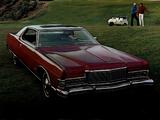 Mercury Marquis 2-door Hardtop 1973–78 pictures
