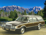 Pictures of Mercury Marquis Brougham Station Wagon 1984