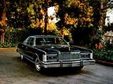 Mercury Marquis 4-door Hardtop 1973–78 wallpapers