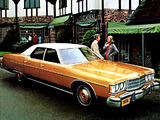 Images of Mercury Meteor Montcalm 4-door Hardtop 1974