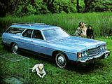 Mercury Meteor Montcalm Station Wagon 1974 pictures