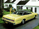 Pictures of Mercury Meteor Rideau 500 2-door Hardtop 1974