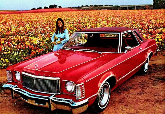 Mercury Monarch Ghia 2-door Coupe 1975\u201377 pictures & Monarch Ghia 2-door Coupe 1975\u201377 pictures Pezcame.Com