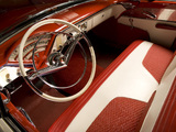 Mercury Montclair Convertible 1955 pictures
