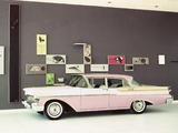 Mercury Montclair Sedan (58B) 1957 pictures