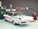 Mercury Montclair Sedan (58B) 1957 wallpapers