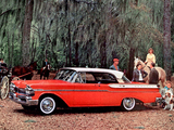 Mercury Montclair Phaeton Sedan (57B) 1957 wallpapers