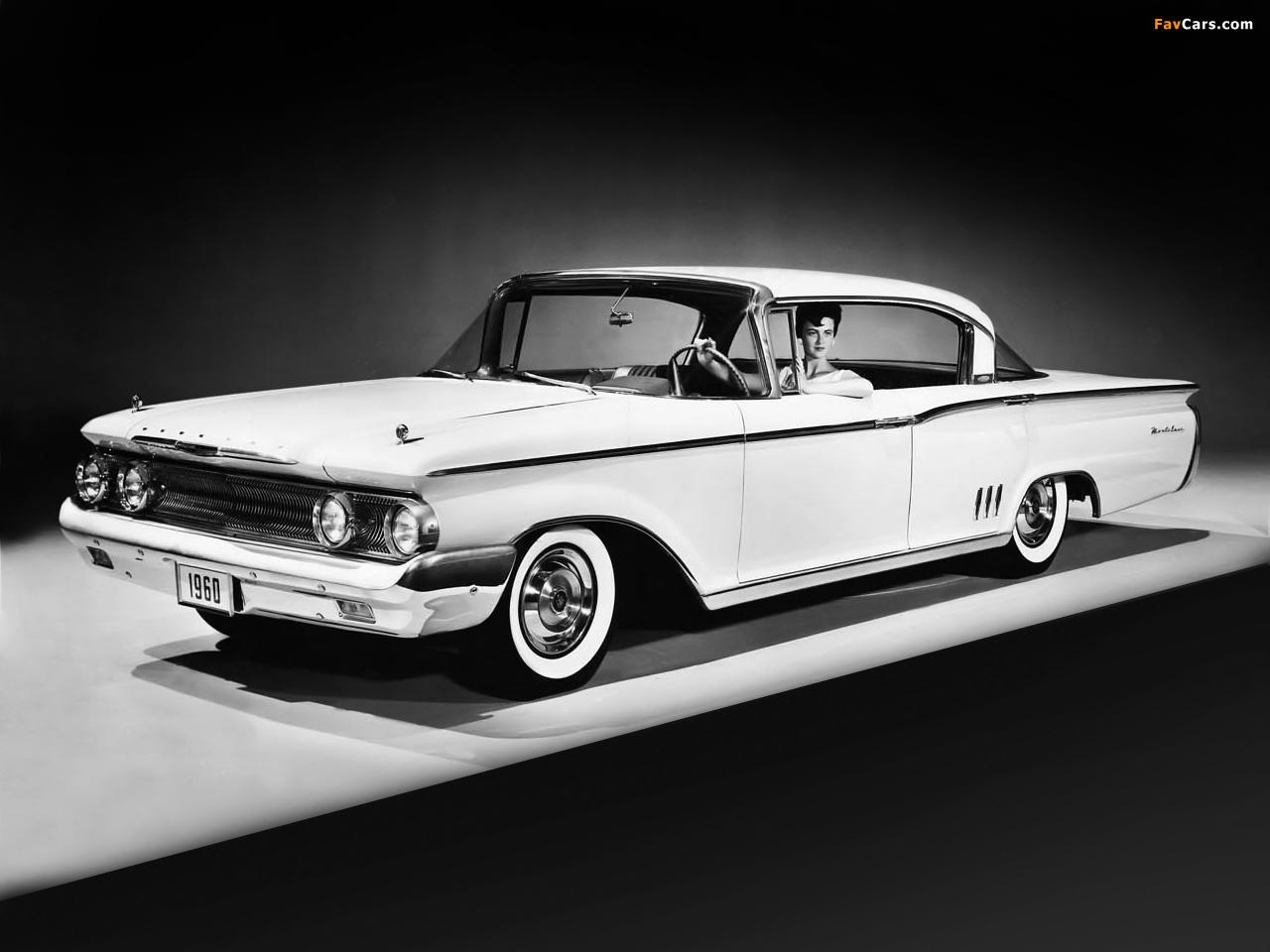 4 Door Car >> Mercury Montclair 4-door Hardtop Cruiser 1960 pictures ...