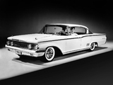 Mercury Montclair 4-door Hardtop Cruiser 1960 pictures