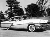 Photos of Mercury Montclair Phaeton Sedan (57A) 1956