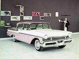 Photos of Mercury Montclair Sedan (58B) 1957