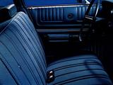 Mercury Montego 4-door Pillared Hardtop 1973 images
