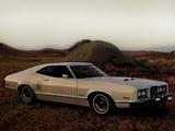 Mercury Montego GT 2-door Fastback 1973 images