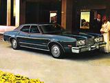 Mercury Montego MX Brougham Pillared Hardtop Sedan (53K) 1976 wallpapers