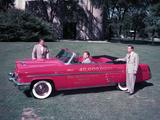Images of Mercury Monterey Convertible 1953