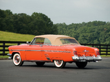 Images of Mercury Monterey Convertible (76V) 1954