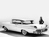 Images of Mercury Monterey Phaeton Coupe (63A) 1958
