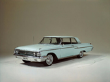 Images of Mercury Monterey 2-door Sedan (62A) 1962