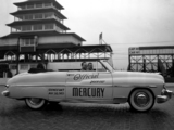Mercury Monterey Convertible Indy 500 Pace Car 1950 photos