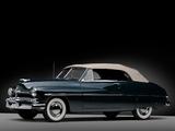 Mercury Monterey Convertible 1951 photos