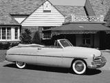 Mercury Monterey Convertible 1951 pictures