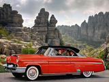Mercury Monterey Hardtop Coupe (60V) 1953 images