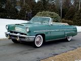 Mercury Monterey Convertible 1953 pictures