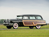 Mercury Monterey Station Wagon (79B) 1953 pictures