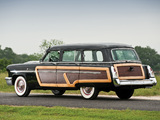 Mercury Monterey Station Wagon (79B) 1953 wallpapers