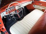 Mercury Monterey Convertible (76V) 1954 images