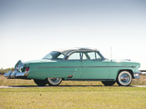 Mercury Monterey Sun Valley Hardtop Coupe (60F) 1954 images