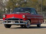 Mercury Monterey 2-door Hardtop 1954 images