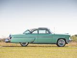 Mercury Monterey Sun Valley Hardtop Coupe (60F) 1954 photos
