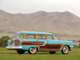 Mercury Monterey Station Wagon (79C) 1955 images