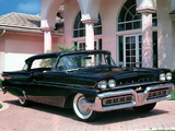 Mercury Monterey Phaeton Coupe (63A) 1958 wallpapers