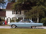 Mercury Monterey 4-door Hardtop (75B) 1961 photos