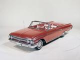 Mercury Monterey Custom Convertible (76A) 1962 photos