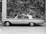 Mercury Monterey 2-door Hardtop (65A) 1963 images