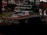 Mercury Monterey Custom Pillared Hardtop Sedan 1973 wallpapers