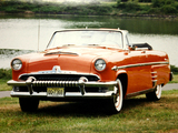 Photos of Mercury Monterey Convertible (76V) 1954