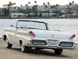 Photos of Mercury Monterey Convertible (76A) 1958