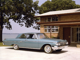Photos of Mercury Monterey 2-door Sedan (62A) 1962
