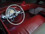 Pictures of Mercury Monterey Convertible 1953